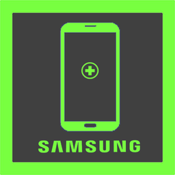Logo for Shining Samsung Data Recovery