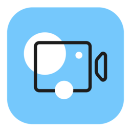 Logo for Movavi Video Editor Plus