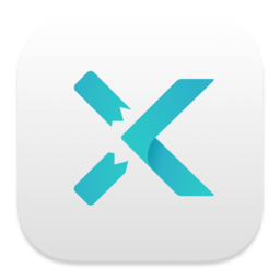 Logo for X-VPN