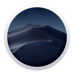 Logo for macOS Mojave