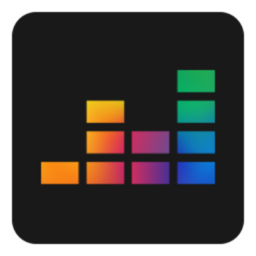 Logo for Deezer