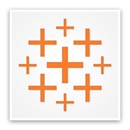 Logo for Tableau Reader