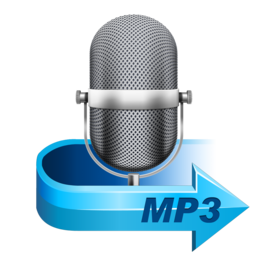 Logo for MP Audio Recorder