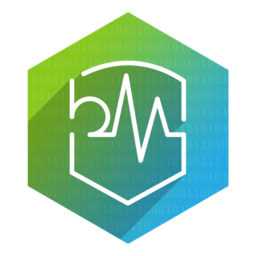 Logo for BitMedic Antivirus