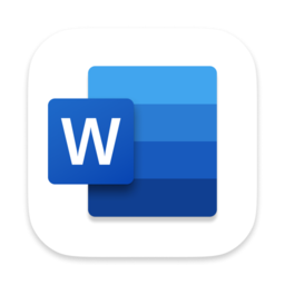 Logo for Microsoft Word
