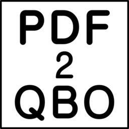 Logo for PDF2QBO