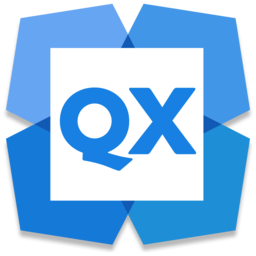Logo for QuarkXPress