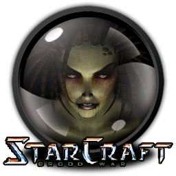 Logo for StarCraft Broodwar
