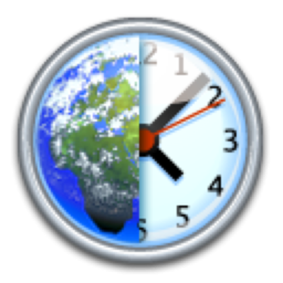 Logo for World Clock Deluxe