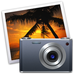 Logo for iPhoto