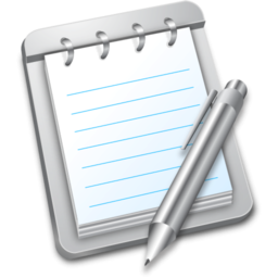 Logo for Apimac Notepad