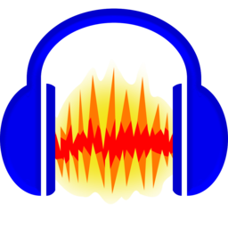 Logo for Audacity