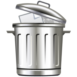 Logo for Trash It!