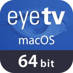 Logo for EyeTV