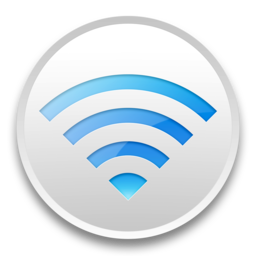 Logo for AirPort Base Station Firmware Update