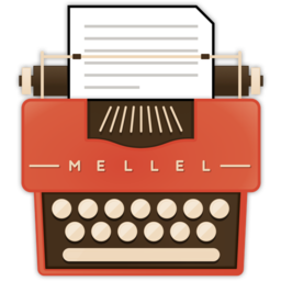 Logo for Mellel