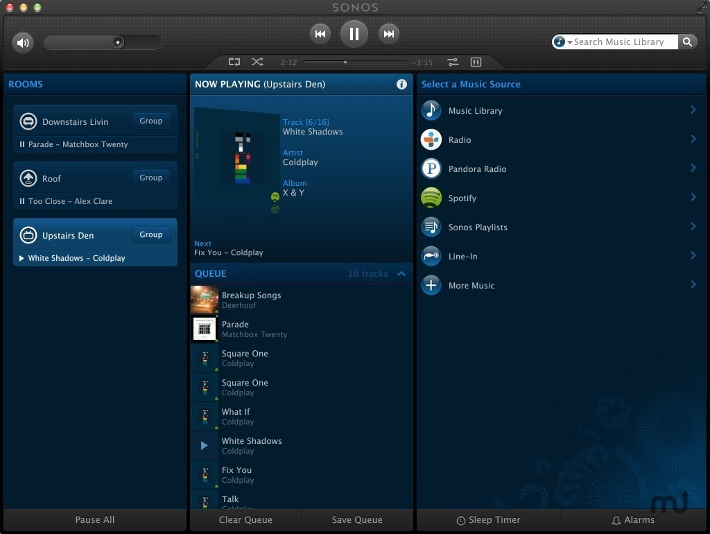 Sonos Software Is Updated Now to Version 6.3
