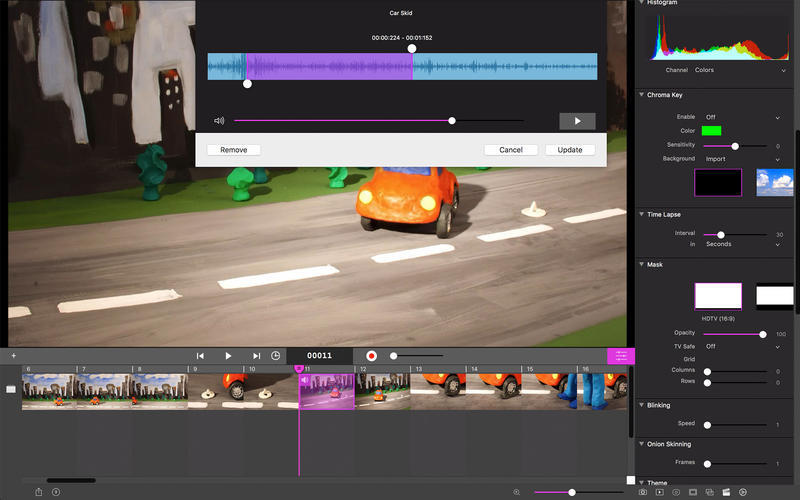 Stop Motion Pro Software Mac