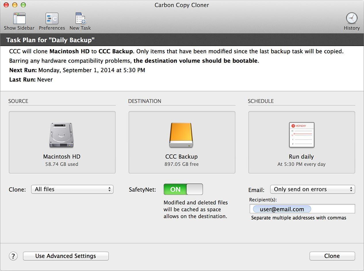 how to buy Carbon Copy Cloner mac?